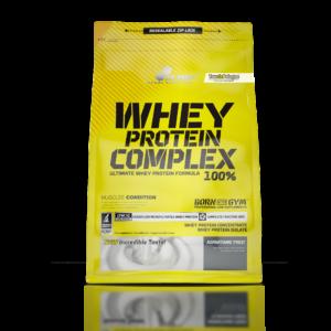 whey proteine complex 100%
