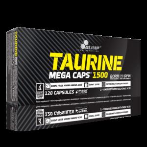 Taurine mega caps 1500